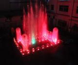 Fuente ligera del jardín de la fuente de agua del diente de león de Fenlin LED