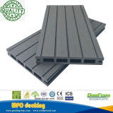 Anti-UV WPC Decking bois composite de revêtements de sol de plein air en plastique
