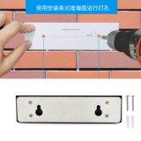 4W 간단한 작풍 LED 가벼운 태양 벽 빛 IP65