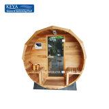 Sauna al aire libre hermosa del barril de la sauna de la calidad superior