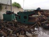 Cortadora de acero del cocodrilo del desecho Q43-1200