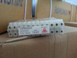 U datilografa o material duplo 3A -125A do PE da tira de conetor da maneira da fileira 12