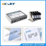 Impresora de inyección de tinta de alta resolución de Tij de la impresora del código de barras de la comunicación alejada (ECH800)