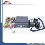De elektronische Sirene van het Handvat met de Sirene van het Alarm van de Politiewagen van de Sirene van het Brandalarm van de Microfoon (CJB400DC)