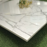 磨かれる壁か床またはBabyskinマットの室内装飾のヨーロッパのサイズ(SAT1200P)のための表面の自然な磁器の大理石の製陶術のタイル