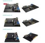 RFID R2000 UHFbaugruppee mit wahlweise freigestelltem Serienantennen-Anschlussmodus