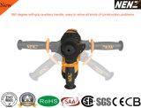 Martelo perfurador elétrico Nenz com aspiração de pó (NZ30-01)