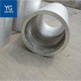 Los fabricantes chinos de aluminio anodizado de aluminio de extrusión en frío sin fisuras de tubo redondo de gran diámetro del tubo de aluminio