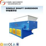 De plastic Houten Rubber Enige Machine van de Ontvezelmachine van de Schacht