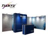 Стенд дизайн выставочного стенда для торговых выставок работ алюминиевая рама новая тенденция