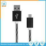 cavo elettrico del telefono mobile di dati del USB del micro 5V/2.1A