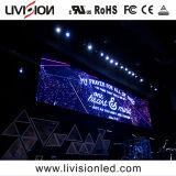 Écran vidéo de l'intérieur de l'église LED avec LED Nationstar P3.9