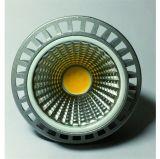 アルミニウム3With5W穂軸のLEDによって引込められるスポットライトGU10の球根