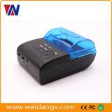 Portátil Mini Impresora térmica de 58mm recepción inalámbrica de Bluetooth USB Impresora Bluetooth para Windows Android Ios POS impresora