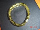 braccialetto a cristallo dorato (QI88)