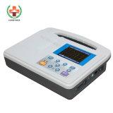 Sy-H001b de l'hôpital à canal unique Portable EKG électrocardiographie la machine
