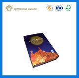 Het stijve Vakje van de Verpakking van het Voedsel van het Document voor de Cakes en het Baksel van de Maan