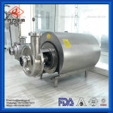 SS304/SS316L de aço inoxidável grau alimentício sanitárias da Bomba de Pressão
