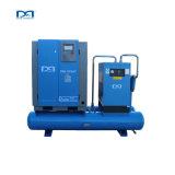 Compressore d'aria della vite, compressore rotativo, compressore d'aria diesel portatile fatto in Cina