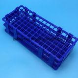 Portoir pour tubes à essai en plastique avec une bonne qualité et des bas prix