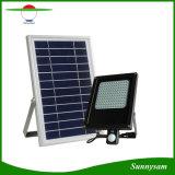 120 Lámpara de LED Sensor exterior Farol solar jardín