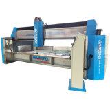 3 CNC van de as de volledig Automatische Oppoetsende Machine van de Rand voor Glas