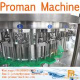 Automático de pequeña escala de embotellado de agua mineral de la máquina para botellas PET