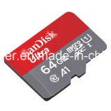 Hochgeschwindigkeitsmasse TF/T-Flash/Mikro-Ableiter-codierte Karte Speicher 16g/32g/64GB vom Mini-Ableiter-Karte USB-Stock für irgendein Firmenzeichen irgendein Paket