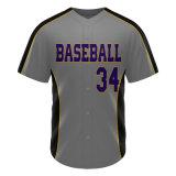 Maglietta Da Baseball A Sublimazione Della Squadra Personalizzata White Plain Wholesale Cheap Baseball