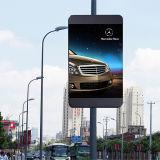 Город дорога ржавчины устойчив к полюсу Высокопроизводительный светодиодный дисплей блок освещения