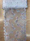 Comercio al por mayor todo el nuevo diseño de encaje elástico de nylon para Bra