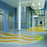 Un revêtement de sol en vinyle/ PVC Revêtements de sol élastique