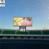 P8 a conduit à la publicité de plein air Carte d'affichage numérique
