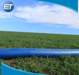 Пластиковый ПВХ лежит плоско шланг гибкий шланг трубопровода водяного орошения садов