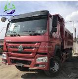 Afrique du véhicule camion HOWO utilisé 371HP 375HP Camion-benne à basculement de benne basculante 20cbm chariot