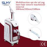 La macchina a magneto ottico del laser 360 per pelle imbiancano e la rimozione dei punti scuri con lo schermo di tocco 8.0-Inch