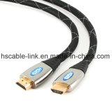 Funda de nylon Premium 4K@60Hz Cable HDMI 2.0