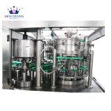 La bière artisanale automatique de l'aluminium peut Canning Machine de remplissage à petite échelle