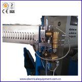 FEPの25mmのための機械を作る電気自動シリコーンのゲルワイヤーケーブルの押出機の巻上げ