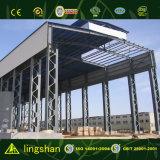Bajo costo de la construcción de la estructura de acero Industrial