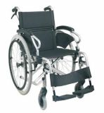 Sedia a rotelle di alluminio medica leggera Med-AC905