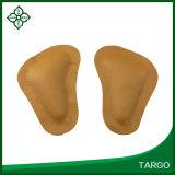 발 정확한 Footcare 신발 바닥에 넣는 받침판 T 양식 패드