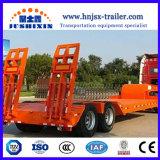 Q345b Schlussteil-Verkauf hydraulische Stahlstrichleiter-niedriger Bett-/Platform-/Boy halb