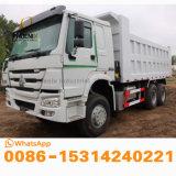 Utilisé HOWO Sinotruk avec 10 pneus de camion à benne benne avec des prix concurrentiels sur la vente à chaud