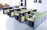 Scrittorio aperto tipico moderno della stazione del lavoro d'ufficio della mobilia modulare (SZ-WS335)