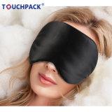 Косметический уход за поездки Custom шелк спящий глаз маска оптовая торговля