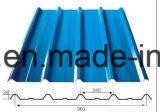 La couleur couché (PPGI PPGL) acier Feuille de tuile de revêtement mural et des matériaux de construction décoratifs