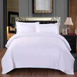 330tc обычной белой отель кровать лист постельные принадлежности, 100% хлопок