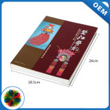 Tamanho personalizado livro de bolso de impressão a cores