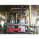 10 toneladas métricas de fácil operação e exploração de forno de fusão Casthouse de alumínio